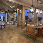 Ashton Woods Siesta Outdoor Living Area Asturia Florida