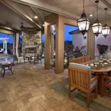 Ashton Woods Siesta Outdoor Living Area Asturia Florida