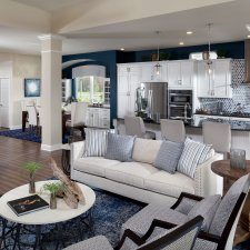 David Weekley Homes Norchester Family Room